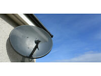 new sky dish for sale including lnb