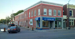 Commercial Space for Rent, Downtown Renfrew