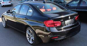 2016 BMW 3-Series 328i Sedan Sport Line