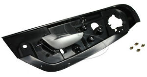 new silver interior inside door handle lh front for listed volvo s60 v70 xc70 ebay