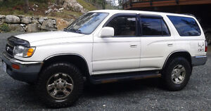 1996 Toyota 4Runner SR5 Other