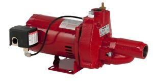 1HP CONVERTIBLE JET PUMP