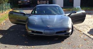 2003 Chevrolet Corvette Coupé 50ème anniversaire