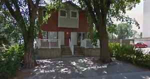 Need Roommate on Whyte! 20 minute walk from UofA!