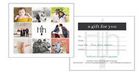 Photography Gift Cards - Hoffman House Photography