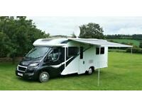 2016 Bailey Autograph 740 Fixed Bed 4 berth 2 belts Motorhome for Sale*REDUCED*