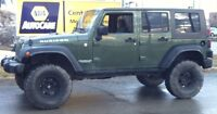 2007 Jeep rubicon unlimited
