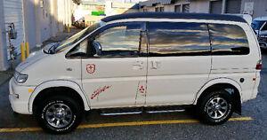 1999 Mitsubishi Other Delica L400 Chamonix Minivan, Van