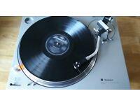 Technics SL1200 Mk1 Turntable 1972