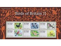 Mint GB Commemoratives, Machins, Mini Sheets, Presentation Packs and Post and Go Stamps