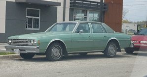 Vintage  1978 Impala - LOW kms!! REDUCED