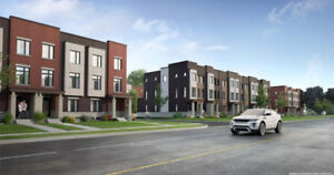 Modern Townhomes Starting from the Low $500K in Oshawa
