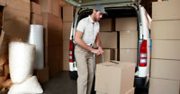 Warehouse Delivery Driver (Full-Time)