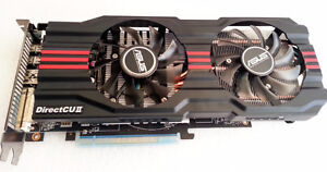 Two Asus 7850 2Gig video cards