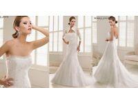 Wedding dress never worn