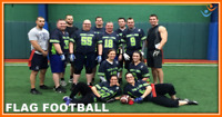 Play Turf Flag Football this Fall with FCSSC!
