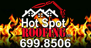 Buying or selling ? HOT SPOT ROOFING LTD.
