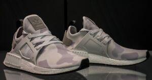 DS Adidas XR1 NMD White Camo $150 SIZE 8