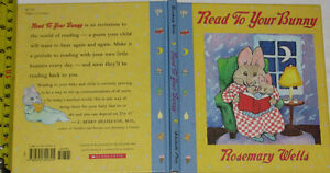 Max & Ruby - Read to your Bunny Hard Cover Book