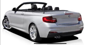 BMW 230i lease takeover