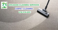CARPET CLEANING & SHAMPOO SERVICES
