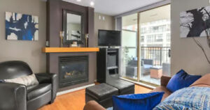 For rent Charming and Bright 1 bedroom apartment! Furnished