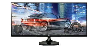 Gaming monitor LG excellente condition 29""