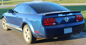 2007 Ford Mustang Pony Package Coupe (2 door) Kitchener / Waterloo Kitchener Area image 2