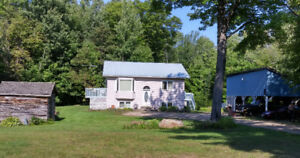 House for Sale- COUNTRY LIVING WITH GRANNY SUITE- NEAR BEACHBURG