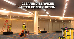 We Need Post Construction Cleaning Crews. Earn $50-100k