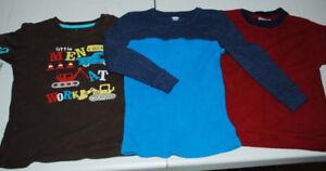 Boy 4 - Pants, T-shirts, Shirt - Wardrobe Clothes