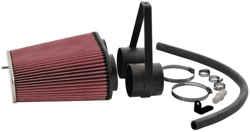 K/&N 63-9037 AirCharger Performance Air Intake System