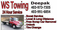 Cheap Towing and Junk/scrap car removal and Impound Lot Service