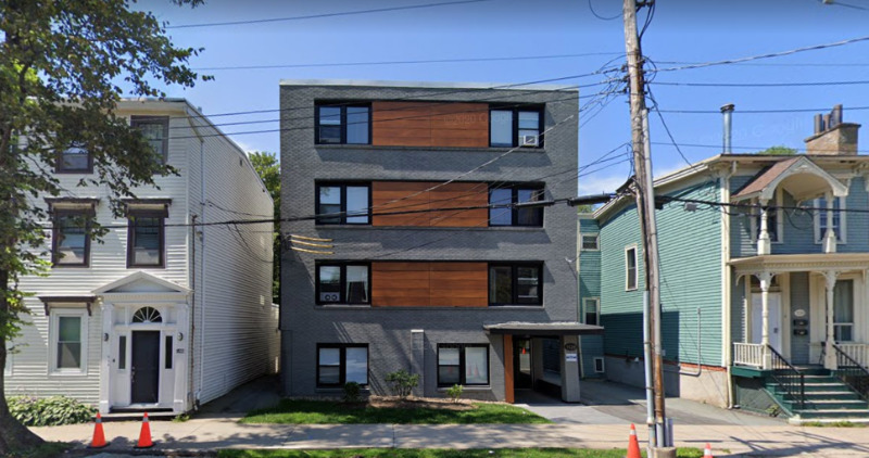 Studio Bachelor Apartment in the South End   Long Term ...
