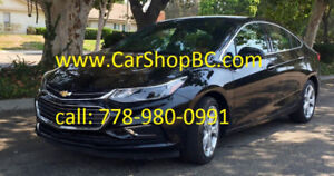 ALL CHEVROLET CARS/TRUCKS/SUV 2010-2018 FOR SALE! BEST DEALS!!!
