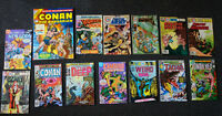 Lots 19 of 70's&80's DC,Marvel& Charlton - LOOK!