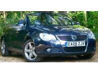 2008 Volkswagen EOS 2.0 TDI Sport 2dr
