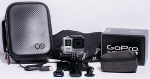 GoPro Hero4 Black - New Condition