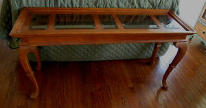 Beautiful Console/Hall Table or 2 diff Coffee Table- indiv price
