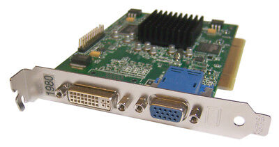 IBM 80P6408 Matrox G450 PCI DVI-VGA Video Card 80P6411 G45FMDVP32DOE3E - Matrox Vga Card