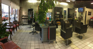 BARBER SHOP/SALON for sale!  Incredible D/T,Toronto location !
