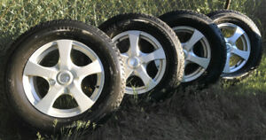 WINTER TIRE and WHEELS