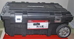Husky 25 Gallon Mobile Tool Box