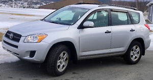2010 Toyota RAV4 SUV - only 37k kilometers, excellent condition