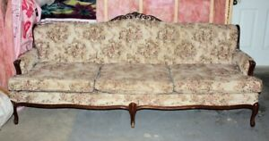 French Provincial Couch