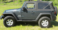 2007 Jeep Wrangler Sport X – 2 Door Soft Top Low KMs