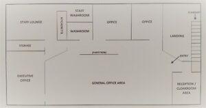 2nd Floor Professional Office/Retail Space - Downtown Oakville Oakville / Halton Region Toronto (GTA) image 3