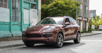 2011 Porsche Cayenne 6 SPEED Manual transmission SUV, Crossover