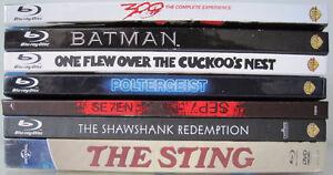Blu-ray DigiBooks For Sale