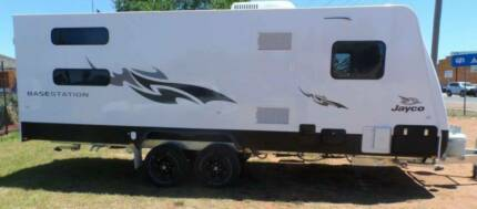 JAYCO BASE STATION CARAVAN 21.66FT OUTBACK NOV 15 MODEL Eugowra Cabonne Area Preview
